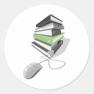 E-livros Adesivo