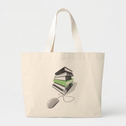E-livros Bolsa De Lona