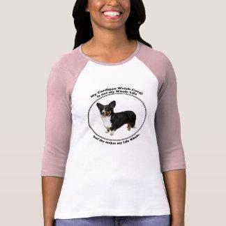 É minha camisa do Corgi