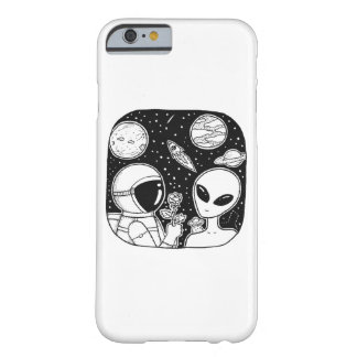 E.T CAPA BARELY THERE PARA iPhone 6