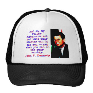 E tão compatriotas - John Kennedy Boné