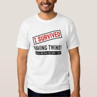 E tudo I Got era este t-shirt mau