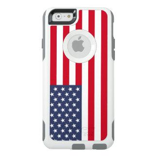 E.U. - Caso de Otterbox Iphone 6/6s da BANDEIRA