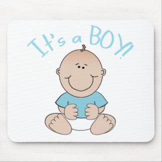 É um bebé! mouse pad