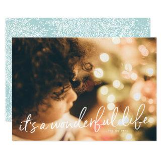 É um cartão com fotos maravilhoso do feriado da