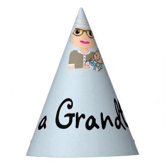É um chapéu do partido de Grandgirl