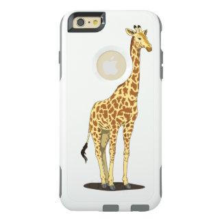 É um girafa!