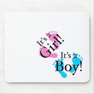 É um menino que é uma menina - bebê recém-nascido