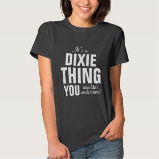 É uma coisa que de Dixie você não compreenderia Camiseta