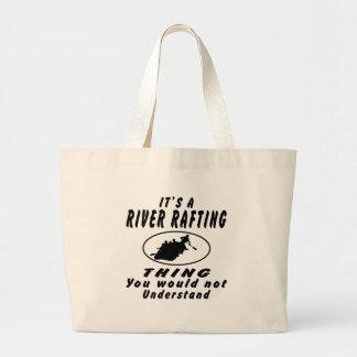 É uma coisa que transportar de rio você não unders bolsa para compras