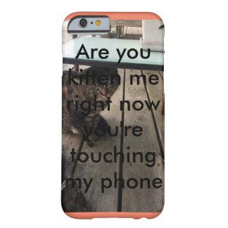 É você gatinho mim capa de telefone