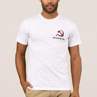 Eagle comunista camiseta