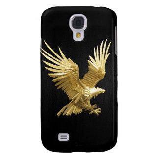 Eagle dourado capas samsung galaxy s4
