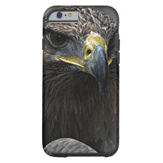 Eagle escuro capa tough para iPhone 6