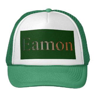 EAMON Nome-Marcou o boné personalizado da forma