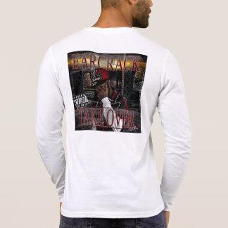EarCrack Muzit otorrinolaringológico. Camisas para T-shirts