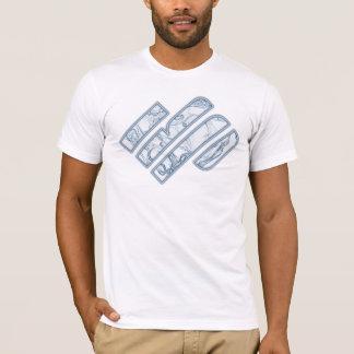 Easysport White coffee Camiseta