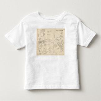 Eaton, Brookfield T-shirts