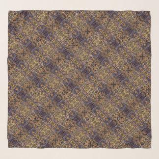 Echarpe CGGWOMF… telha da pintura de 2005 acrílicos