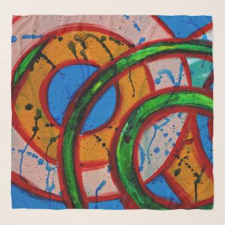 Echarpe Composição #20A por Michael Moffa