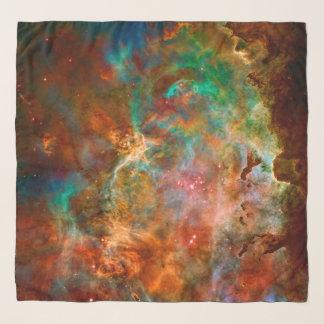 Echarpe Nebulosa de Carina na constelação de Argo Navis