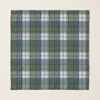 Echarpe Tartan escocês antigo do vestido de Campbell