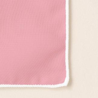 Echarpe Tecido de pouco peso quadrado longo do chiffon de