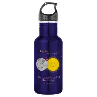 Eclipse 2017 garrafa d'água