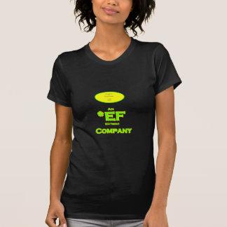 ECO Amigável Empresa T-shirts