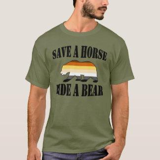 Economias alegres do orgulho do urso um passeio do camiseta