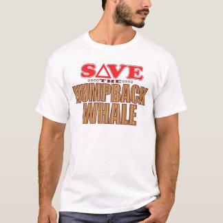 Economias da baleia de Humpback Camiseta