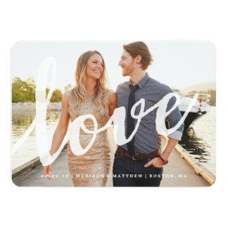 Economias do amor | o cartão com fotos da data