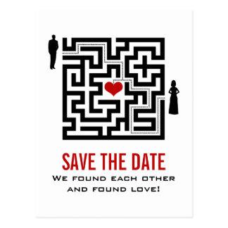 Economias do labirinto do amor o cartão da data