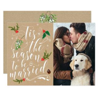 Economias do Natal o casamento do convite do