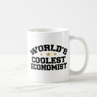 Economista engraçado caneca