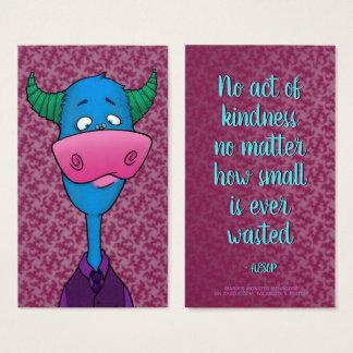 Ed, cartões da felicidade