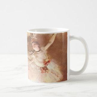 Edgar Degas a caneca da estrela