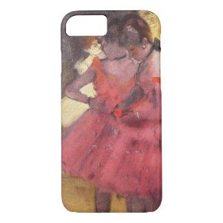 Edgar Degas as capas de iphone cor-de-rosa dos