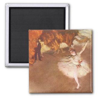 Edgar Degas o ímã da estrela Imã