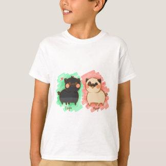 Edgar e Maya Camiseta