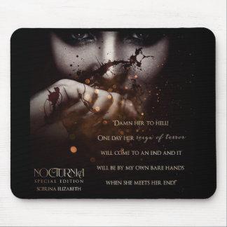 Edição especial Mousepad de Nocturnia