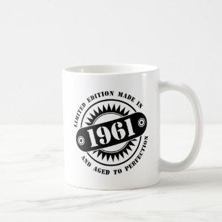 EDIÇÃO LIMITADA FEITA EM 1961 CANECA DE CAFÉ