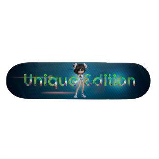 Edição original do T Shape De Skate 20cm