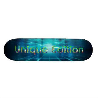 Edição original do T Shape De Skate 18,4cm