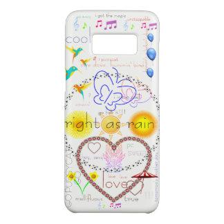edições de Samsung da capa de telefone dos