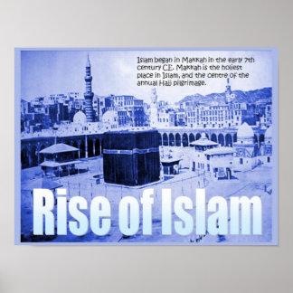Educação, história, elevação do Islão, Poster