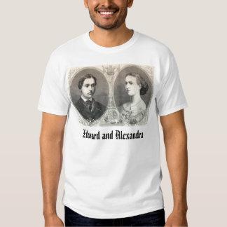 edward e alexandra, Edward e Alexandra Camiseta