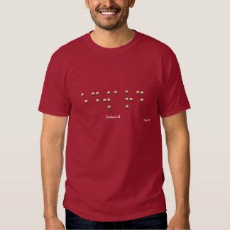 Edward em Braille Tshirt