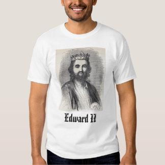 Edward II, Edward II Camiseta