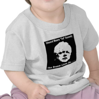Edward Moore Ted Kennedy Tshirts